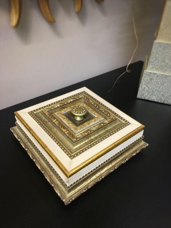 Шкатулка декоративная Софи