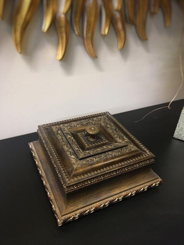 Шкатулка декоративная Эмма