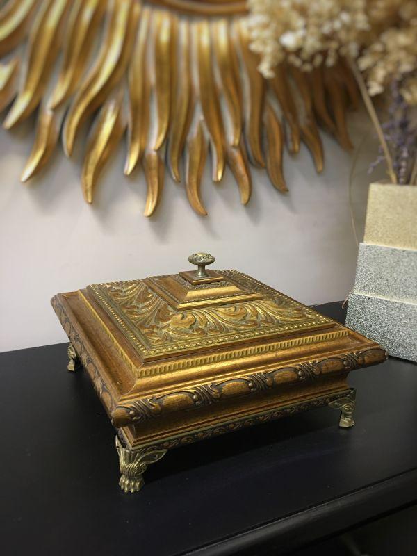 Шкатулка декоративная Диана