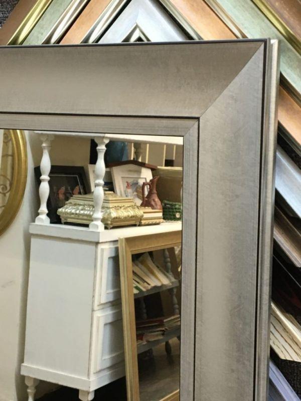 Зеркало в багете, арт ZB-001